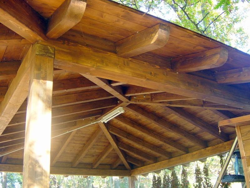 Barsotti legnami realizzazione e vendita casette in for Case di legno vendita