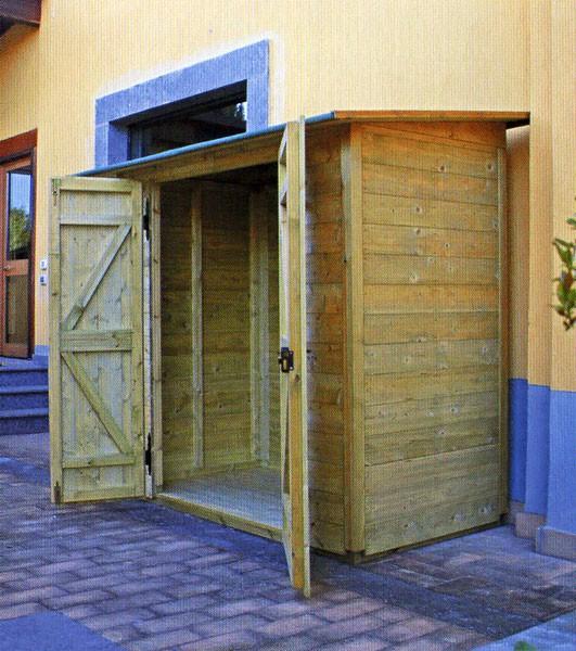 Barsotti legnami realizzazione e vendita casette in - Casette in legno per giardino prezzi ...