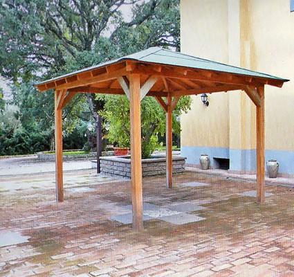 Barsotti Legnami - vendita patio e gazebo per arredamento giardino ...