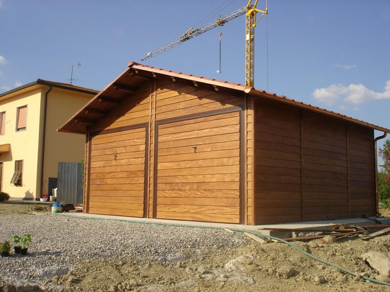 barsotti legnami vendita carport garage in legno car box
