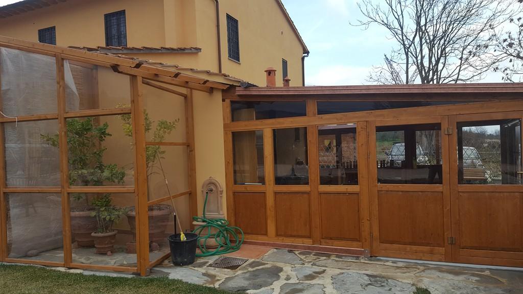 Barsotti legnami vendita verande in legno e metallo per case ristoranti bar alberghi hotel - Verande da giardino in legno ...