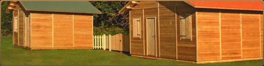 Barsotti legnami realizzazione e vendita casette in - Cabine in legno ...