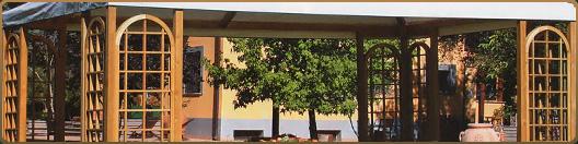 Barsotti legnami vendita patio e gazebo per arredamento for Arredo giardino firenze